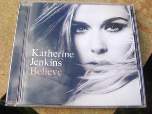 katherine jenkins believe