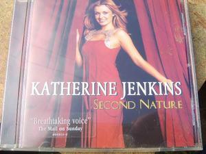 katherine jenkins second nature