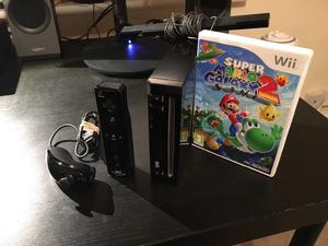 £50 for both - Nintendo WII and Super Mario Galaxy 2