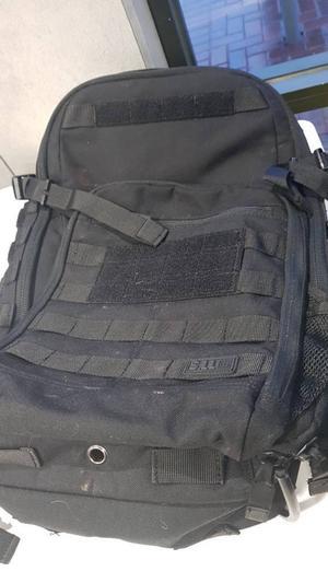 511 helmet carry bag combat black used 2 times in field