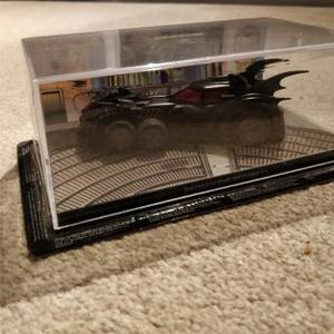 Batman Eaglemoss collectable vehicle figures