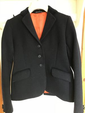 """Le Beau Cheval 26"""" navy show jacket £90 ono"""