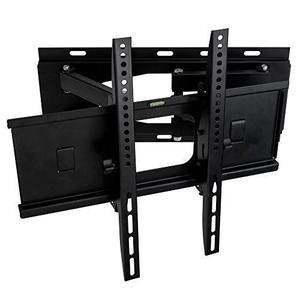 "Nemaxx SK05 Wall Mount for LCD and Plasma TVs "" Black"