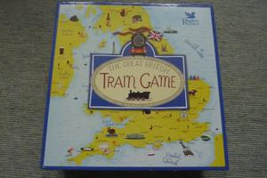 Reader Digest - The Great British Train Game