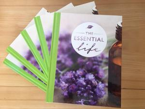 The Essential Life - 3rd edition - info on doTERRA blends