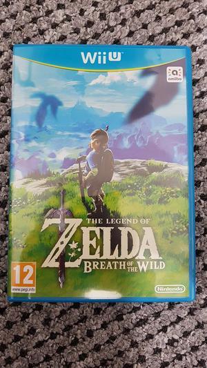 The Legend of Zelda: Breath of The Wild WiiU