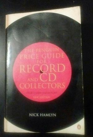 The Penguin Price Guide for Record and cd.