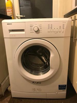 Wash mashing beko 6kg working perfectly for sale