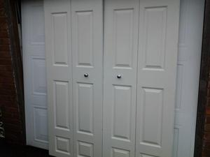 folding interior doors