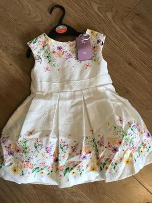 months summer dress. Brand new with tags