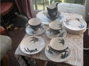 part royal albert china set Night and day in Bolton