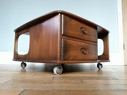 's Ercol Pandora's Box Coffee Table in as new condition