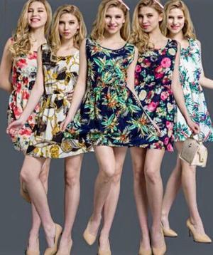 100 Mixed Ladies Summer Dresses Wholesale Job Lot