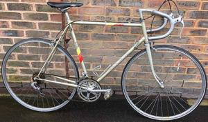 60cm Claud Butler lightweight road racer bike race racing bicycle