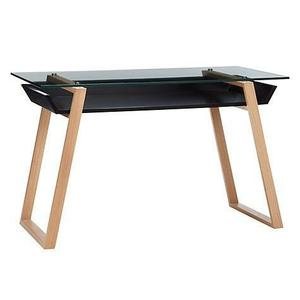 Airframe Desk by John Lewis - Black - Like New!