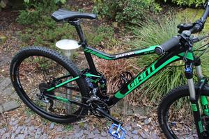 Giant Stance full suspension mountain bike