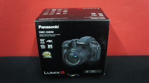 PANASONIC LUMIX G80M Digital Camera with MM F ZOOM LENS + TRIPOD AND BAG