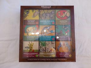 Whittard's Coffees from around the World - Selection Box
