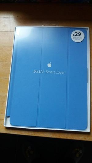 ipad air smart cover (as new)