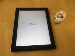Apple iPad 2 16GB, Wi-Fi, 9.7in - Black - Immaculate