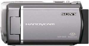 Complete Camcorder Package - Sony DCR SX50 Handycam Camcorder (16GB Internal Memory) Case included