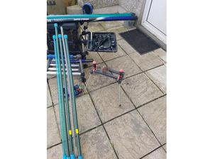 Preston innovations OnBox with accessories and Shimano 13m