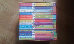 Roald Dahl phizz whizzing collection 15 books