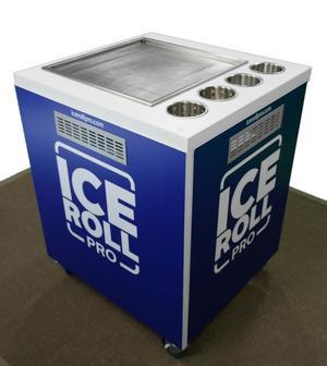 Rolled Ice Cream Machine - Ice Roll Pro