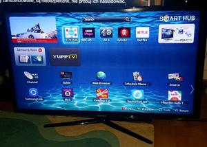 "Samsung 40"" LED Smart TV p(only LAN connection)"