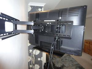 """Tilt & Swivel TV Wall Bracket Mount """" Inch"""