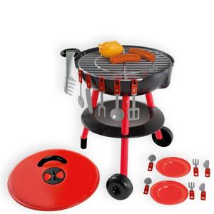 Barbecue Garden Grill Kids Grill Toy Kettle Grill Plate