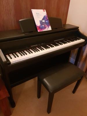 CHASE 88 Key Digital Piano in a Black Wood Finish - Excellent Condition