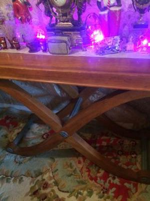 Console table and coffee table