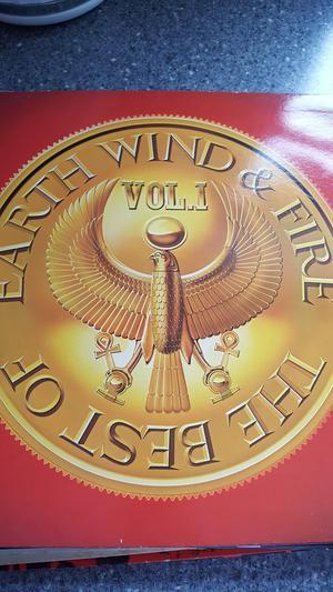 Eath Wind & Fire Greatest Hits Vol 1