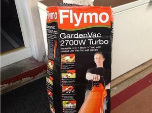 Flymo garden vac in Dunfermline