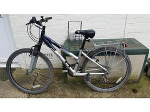 Giant rock 18 speed 26 inch wheel mountain bike in