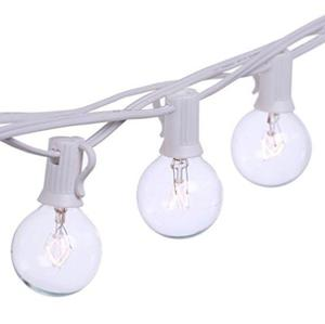 Globe String Lights Bulbs Indoor Outdoor Commercial Decor