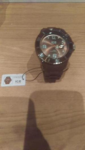 Ice Watch Brand New Choco Brown, Large Face