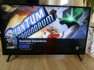 "LG 43"" Smart full HD LCD TV."