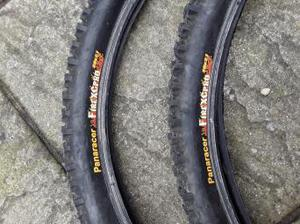 "Panracer Fire cross 26"" mountain bike tyres 26 x 2.1."