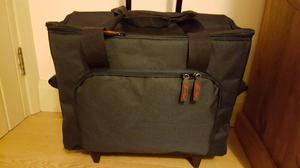 Sewing machine trolley bag