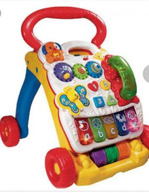baby first step musical walker