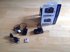 For Sale Sony Cybershot H20 and accessories