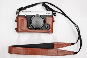Fujifilm X-E1 + XF mm F2.8-4R Digital Camera + Lens Fuji