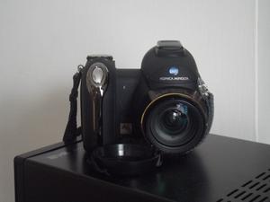 Konica Minolta Dimage Z6 6 megapixels Digital Camera