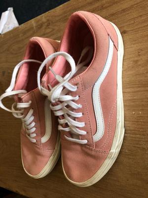 Vans -Women's Trainers size 5 Pink