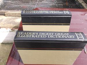 readers digest great illistrated dictionary