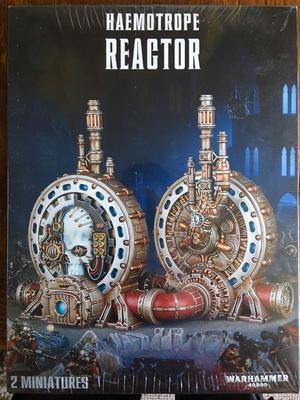 40k Haemotrope Reactor £25 rrp