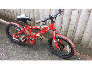 """Apollo Outrage Kids Bike - 18"""" Wheel in Milton Keynes"""