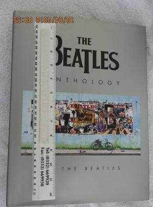 Excellent Condition. The Beatles Anthology. Beatles story in their own words. Large Book 368 Pages.
